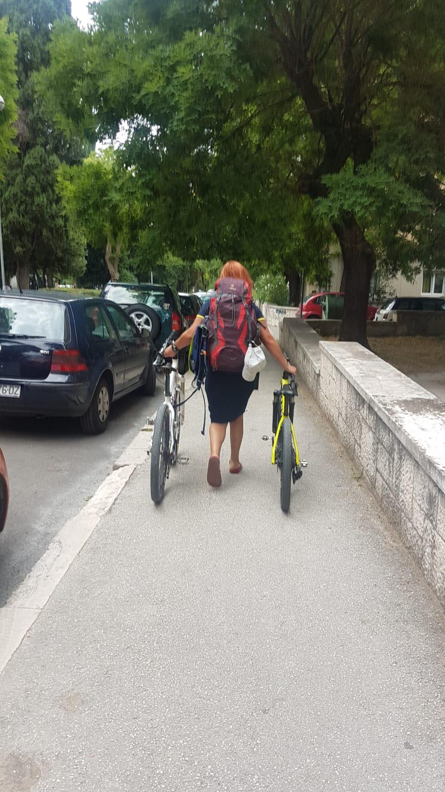 Nikad dosta bicikli